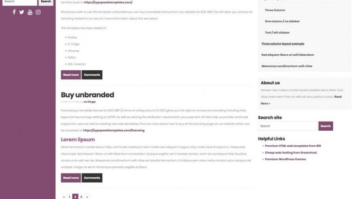 ucretsiz-blog-sitesi-sablonu